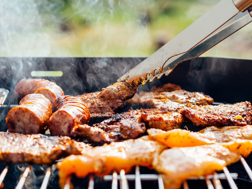 Photo credit: https://www.pexels.com/photo/food-chicken-meat-outdoors-8572/